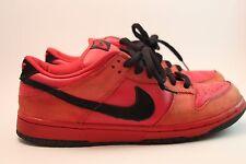 "Nike Dunk Low SB ""True Red"" SZ US 11 (304292 601) Vamp"