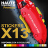 Stickers autocollants adhésifs pour étrier de frein - CORVETTE