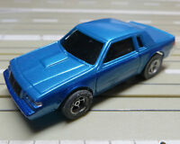 For H0 Slotcar Racing Model Railway Buick Grand National with AFX Engine