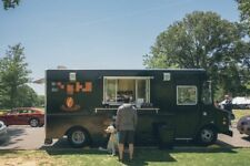 Ready to Work Chevrolet P30 Mobile Cafe / Used Step Van Coffee Truck for Sale in