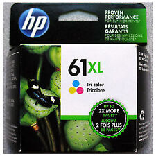 New 2017 HP61XL Color Genuine Ink In BOX For 3512 3511 3510 3056A 3054