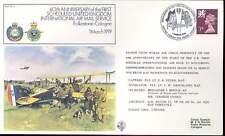 FF1A 60th ann 1st international air mail raf cover folkestone-cologne