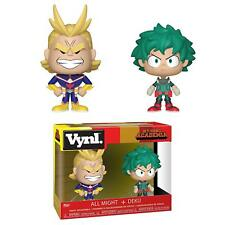 Vynl My Hero Academia All Might & Deku 2 Pack Figures Funko