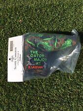 Scotty Cameron 2012 Pga Gator Major Kiawah putter cover New In Bag!