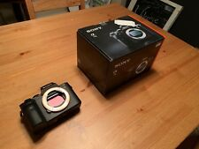 Sony Alpha a7 II 24.3MP **LOW SHUTTER COUNT** (Body Only)