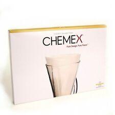 Chemex | Filter | ungefaltet | 100 St. | 1-3 Tassen