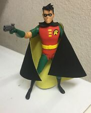 Custom DC Collectibles Animated Series Batman Robin Cloth Cape For Figure