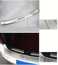 VW POLO 2009-2013 REAR BUMPER PROTECTOR GUARD TRIM COVER SILL PLATE UK