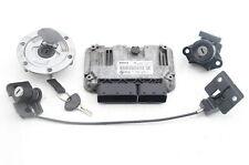 2006 BMW R1200ST Ignition Lockset Lock Key ECU Control Unit 51 25 8 522 280