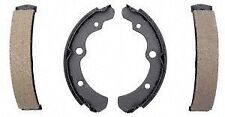 ACDelco 17563B Rear New Brake Shoes