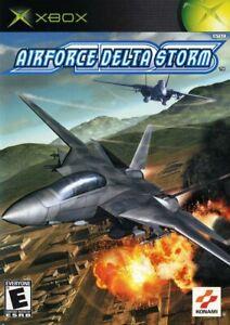 AirForce Delta Storm - Original Xbox Game
