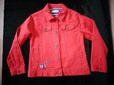 veste rouge 8 ans La Compagnie des Petits comme NEUVE jamais portée, juste lavée