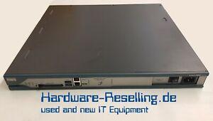 Cisco 2800 Series Integrated Services Router 2811 CISCO2811 V06