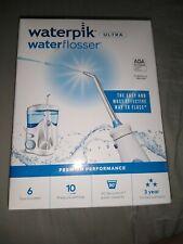 Waterpik WHITE Waterflosser Ultra #WP-100W ~ Factory Sealed Box ~