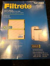 Filtrete Hepa Filter 0412564 3M Idylis Media Replacement Filter Type A New