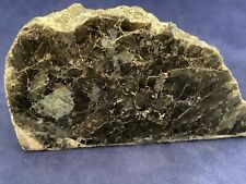 Large Larvikite Front Polished 365g Norway. Grounding, Protection, Magical.