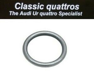 5 x FUEL INJECTOR SEALS AUDI UR QUATTRO TURBO COUPE Mb /COUPE/80/90/100/200/A6
