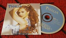 THALIA **Piel Morena** VERY RARE Spain 1996 PROMO CD SINGLE PAULINA RUBIO FEY