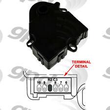 HVAC Recirculation Door Actuator-Heater Blend Door Actuator Global 1712065