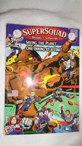 Super Squad  Baseball's Superstars Saving Planet One Inning At a Time 31821