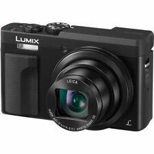 Panasonic LUMIX ZS70 20MP 4K Digital Camera 30x Zoom Lens (24-720mm Equiv) Black