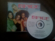 SPICE GIRLS 2 BECOMES 1 TWO BECOMES ONE CD SINGLE  VW