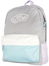 VANS Off the Wall Backpack Womans School Bag Pastel