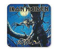 Iron Maiden - Fear of the Dark Set of 6 Coasters