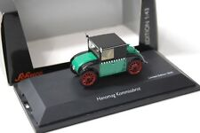 "1:43 Schuco Hanomag Kommissbrot ""TAXI"" green/black NEW bei PREMIUM-MODELCARS"