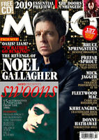 MOJO - Noel Gallagher Issue # 303 / February 2019 (NEW MAGAZINE & CD)