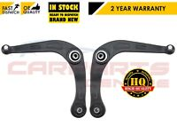 FOR PEUGEOT 206 FRONT LOWER BOTTOM SUSPENSION WISHBONE ARM ARMS BUSH LEFT RIGHT