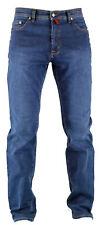PIERRE CARDIN DEAUVILLE summer air touch mid blue Herren Jeans 31961 7330.24