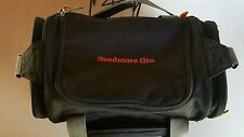 Needmore Gin Cooler Bag Black Soft Side Holds up to 24 Cans