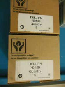 10 New Dell LTO-2 200GB/400GB 0N0439 Ultrium-2 Data Tape Cartridges fac. sealed