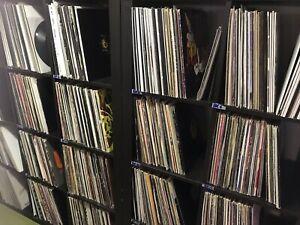 100 Dischi in vinile MIX anni 70 80 90 house dance commerciale techno pop per dj