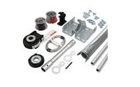 Clopay EZ-Set Torsion Conversion Kit For 16x7 ft. Garage Doors 156 lbs-170 lbs.