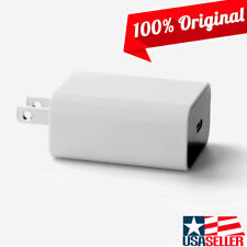 NEW OEM Google Fast Charger Gray USB Type C Wall Power Adapter for Pixel 2 XL X