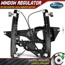 Power Window Regulator for 2007-2017 Expedition Navigator Front Left Driver Side