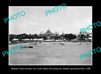 OLD LARGE HISTORIC PHOTO ADELAIDE SOUTH AUSTRALIA THE AGRICULTURAL SHOW c1901