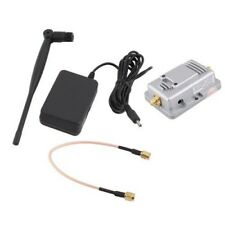 2.4GH 2W 2000mW Router WiFi Wireless LAN Signal Booster Amplifier with Antenna