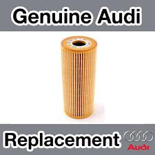 Genuine Audi A4 (8E) 1.9TDi, 2.0TDi (-08) Filtro de aceite