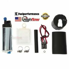 NEW 255LPH Intank Fuel Pump Install Kit Turbine E85 TOYOTA SUPRA / MR2 / CELICA