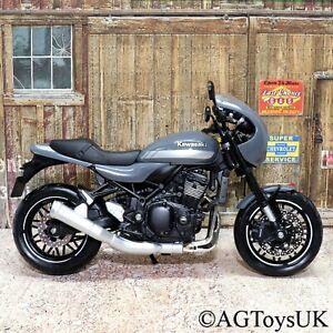 Kawasaki Z900RS Cafe Grey 1:12 Scale Die-cast Model Toy Motorcycle Bike Maisto