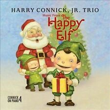 Music from The Happy Elf by Harry Connick, Jr. (CD, Sep-2011, Marsalis Music)