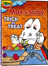 NEW DVD // TREEHOUSE // MAX AND & RUBY // TRICK OR TREAT - 50min - ENGL & FRENCH