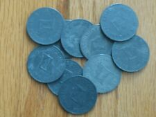 1925 Missouri Sales Tax Receipt token 10 included vintage
