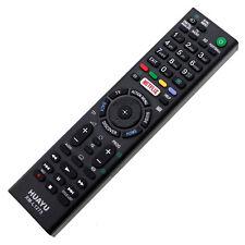 Ersatz Fernbedienung Sony LED LCD 3D TV KDL48W705C / KD55X8505C NETFLIX Remote