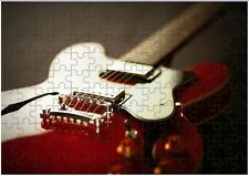 Gibson Epiphone Casino Guitar  A4 JIGSAW Puzzle Birthday Christmas Gift Music