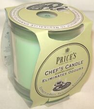 Prices Scented Candle Jar Chefs FR300616