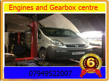 NISSAN PRIMASTAR 1.9 DCI 01-06  FULLY  RECONDITIONED ENGINE  SUPPLY & FIT